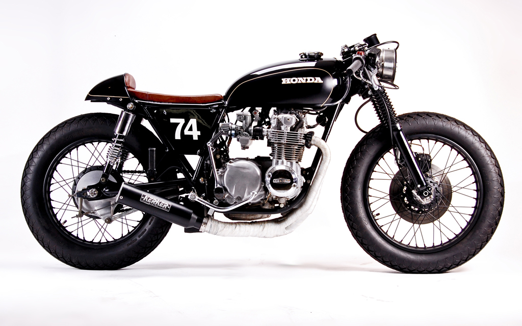 motohangar - vintage japanese motorcycles and custom cafe racers